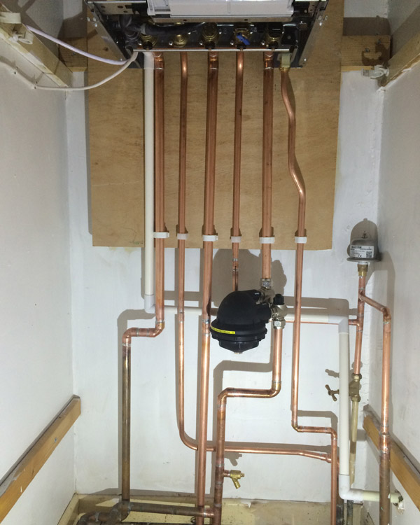 Tony Pritchard Plumbing and Heating Engineer